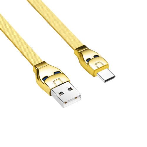 u14 steel man type c charging cable main