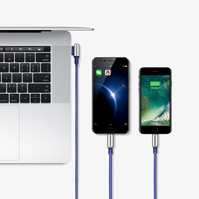 u17 capsule 2in1 charging cable charging