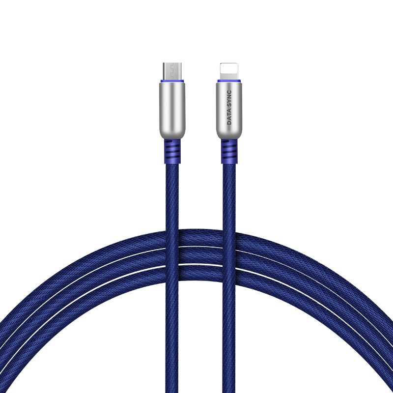u17 capsule 2in1 charging cable rounded