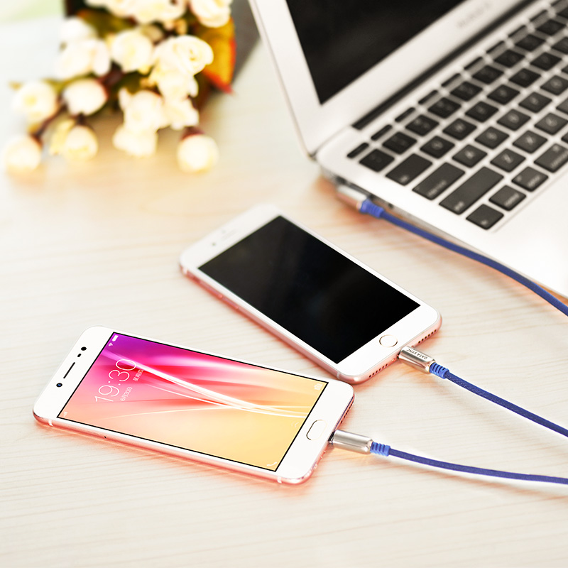 u17 capsule 2in1 charging cable two