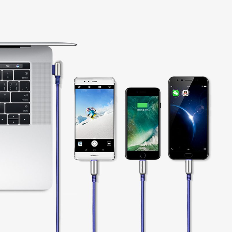 u17 capsule 3in1 charging cable charging
