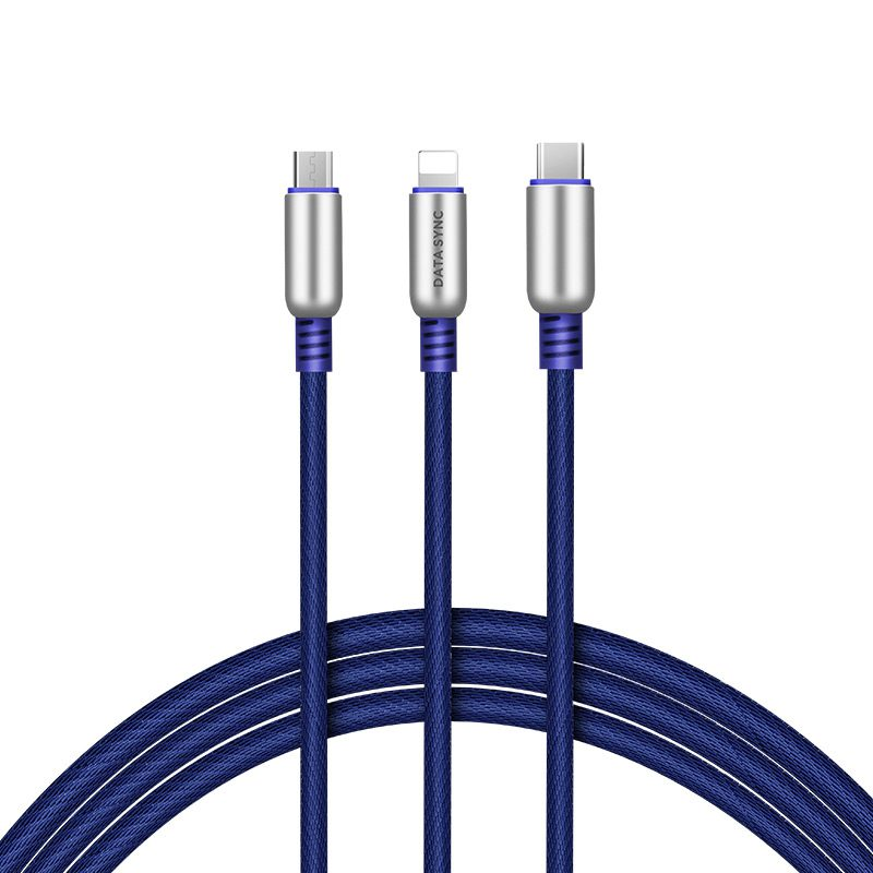 u17 capsule 3in1 charging cable rounded