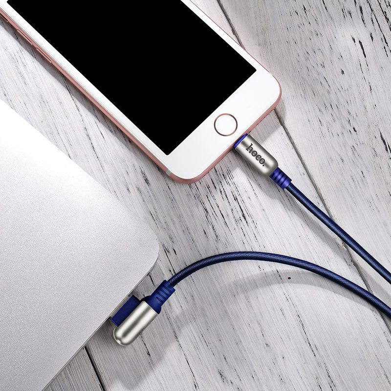 u17 capsule lightning charging cable table