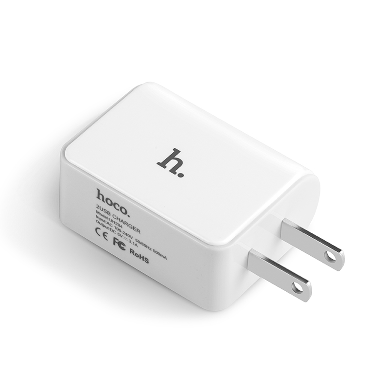 uh204 dual usb charger right