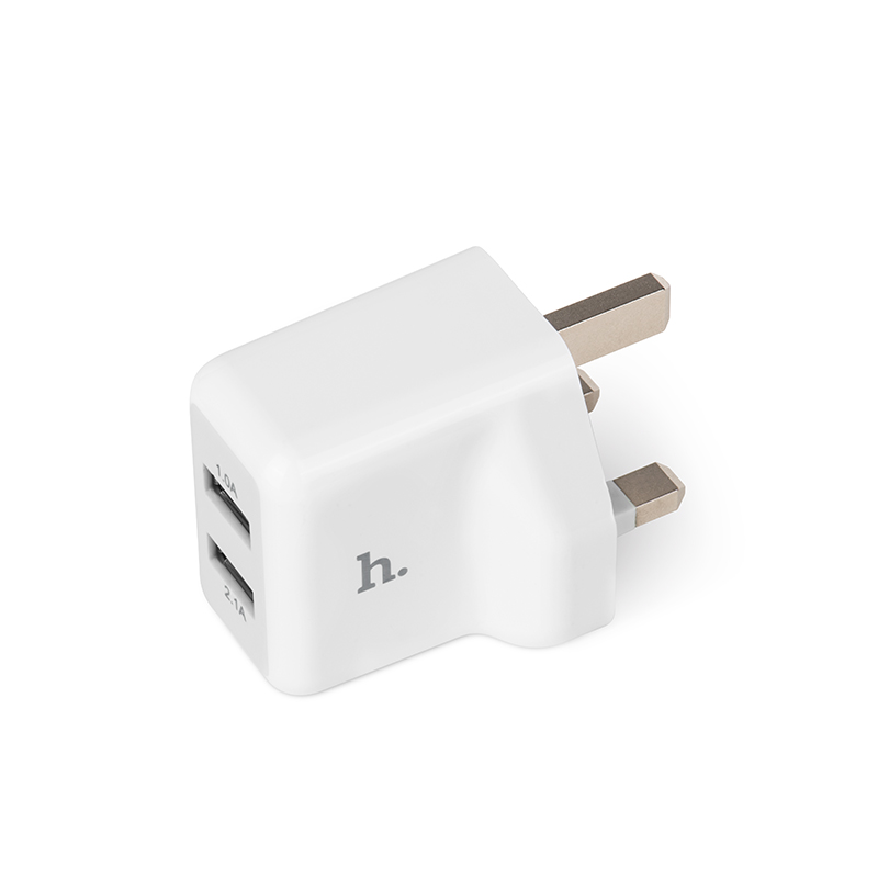 uh205 dual usb charger logo
