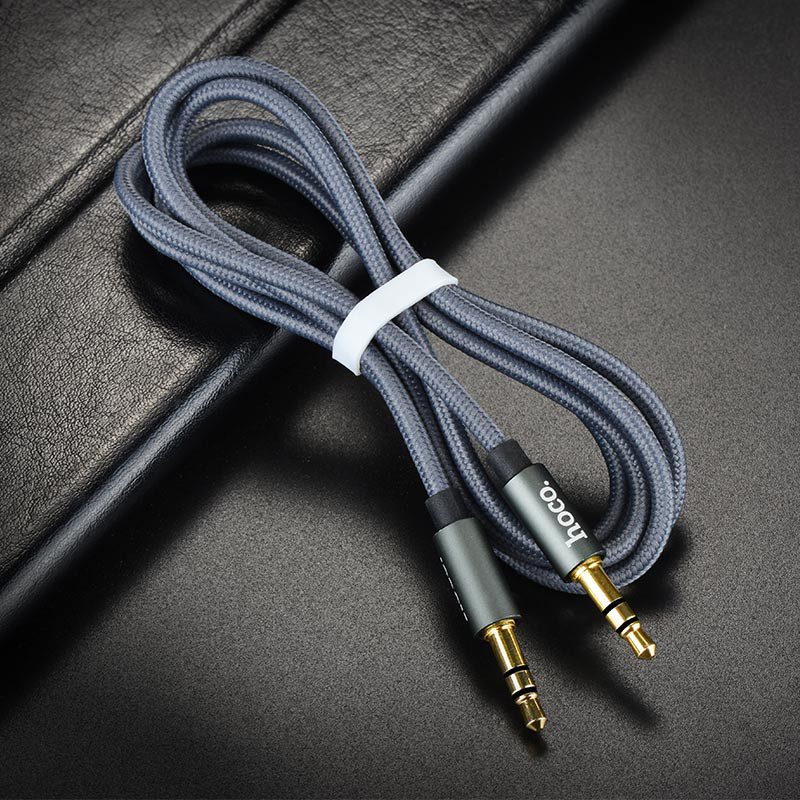 upa03 noble sound aux cable folded