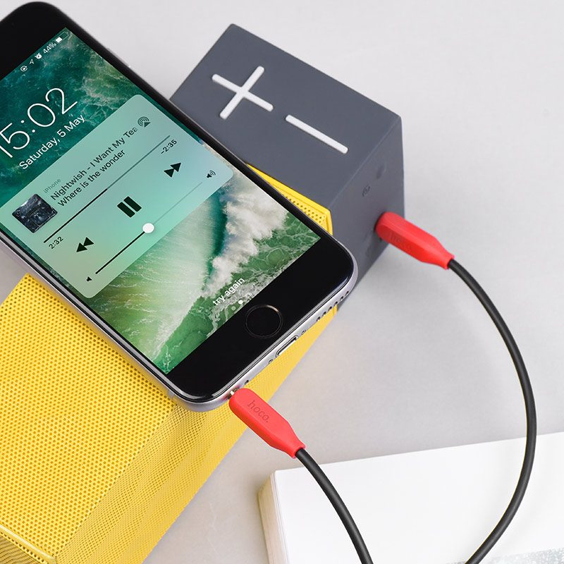upa11 aux audio cable speaker