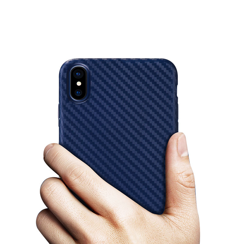 iphone x delicate shadow series protective case hand