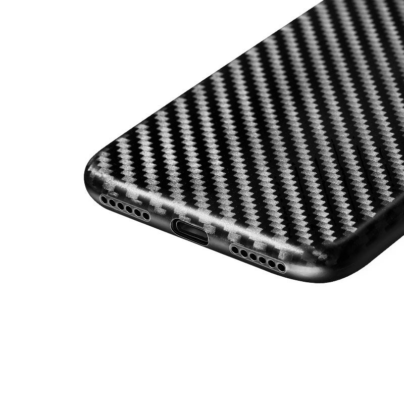 iphone x delicate shadow series protective case holes