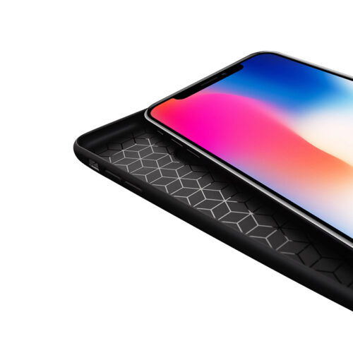 iphone x delicate shadow series protective case phone