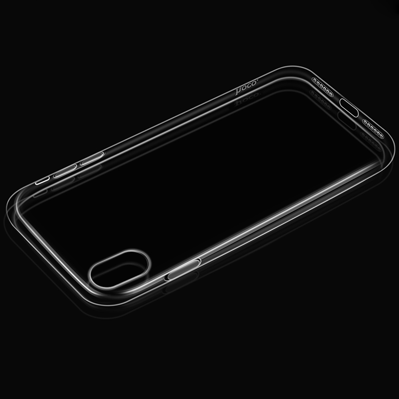 iphone x light series tpu protective case overview
