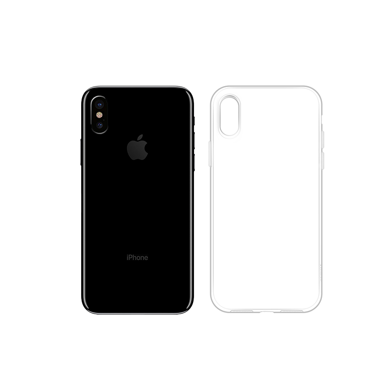 iphone x light series tpu protective case