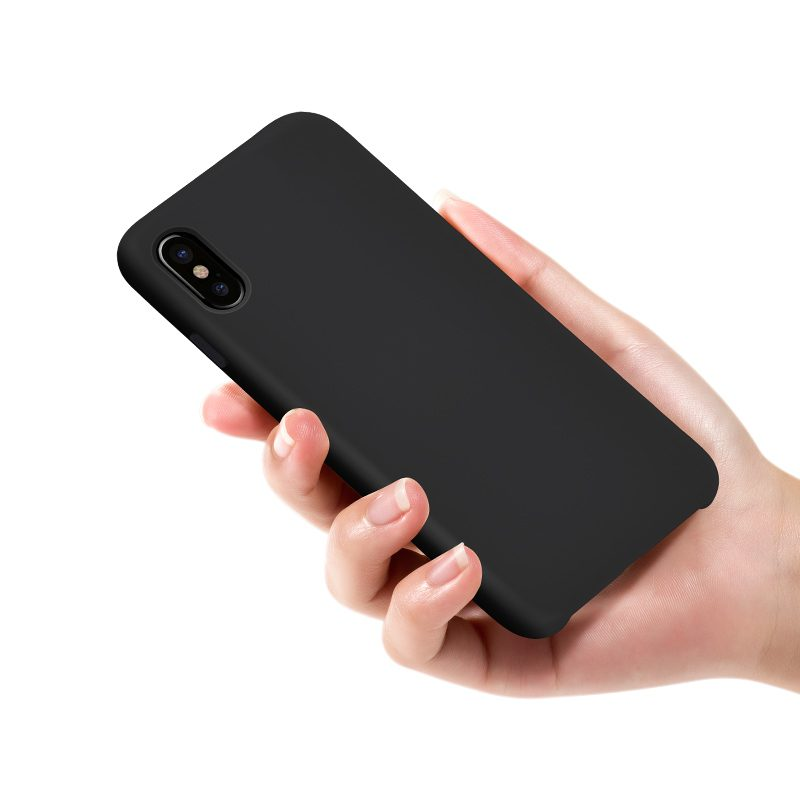 iphone x pure series protective case hand