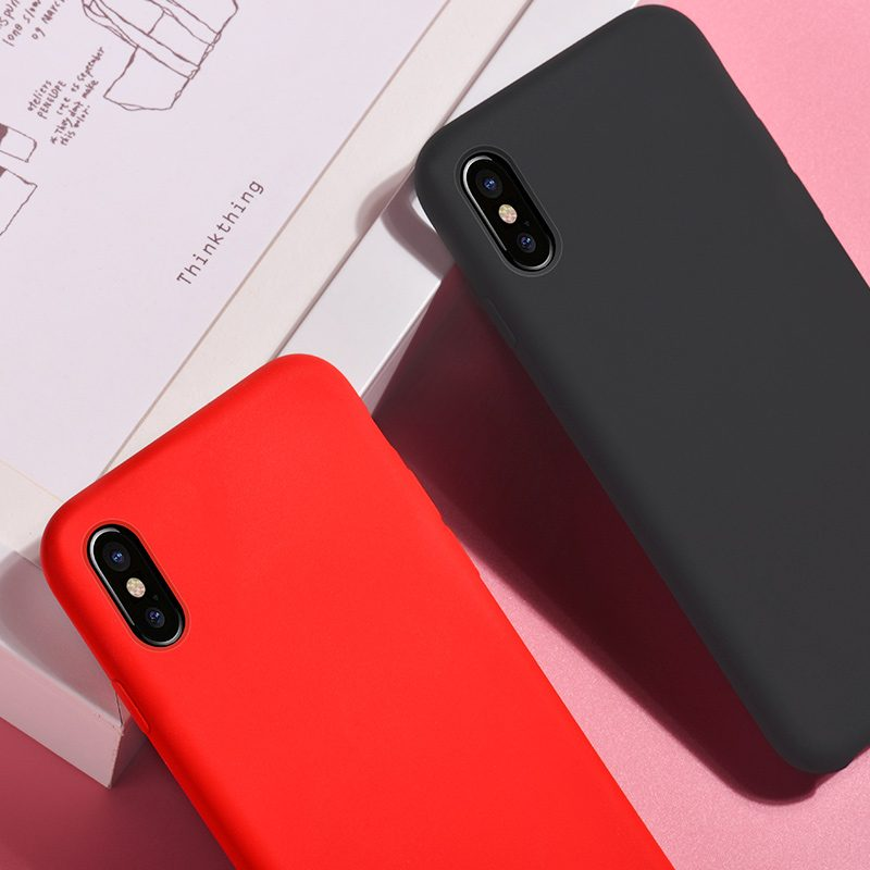 iphone x pure series protective case interior