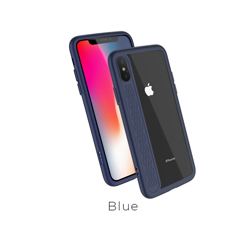 ip x star shadow case blue
