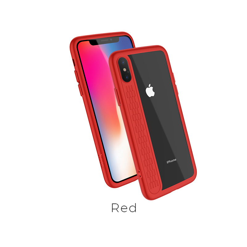 ip x star shadow case red