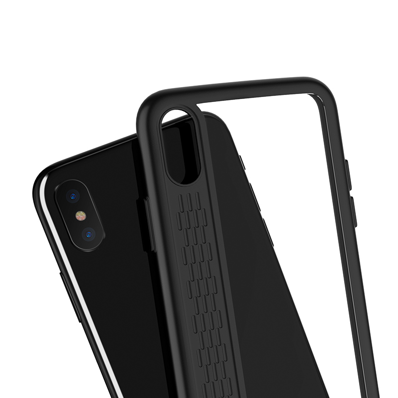 iphone x star shadow series protective case with phone
