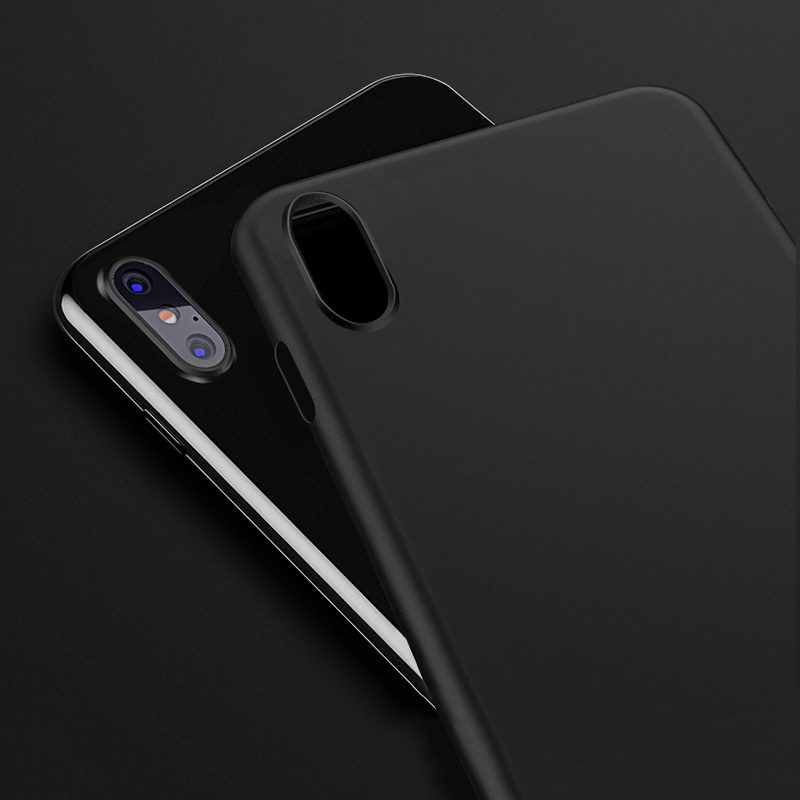 iphone x ultra thin series protective case camera