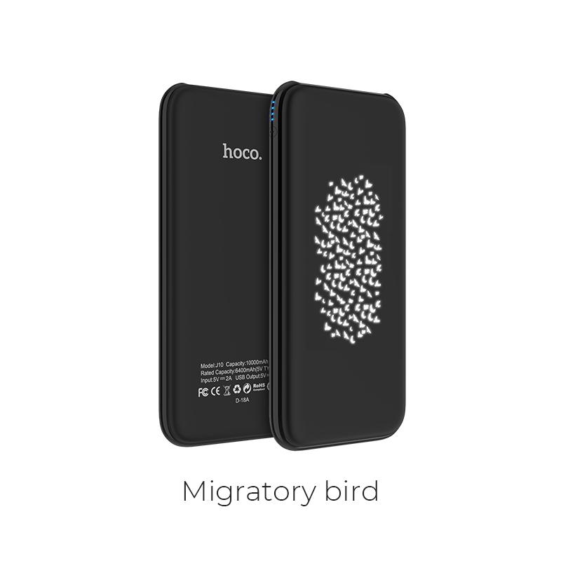 j10 migratory bird