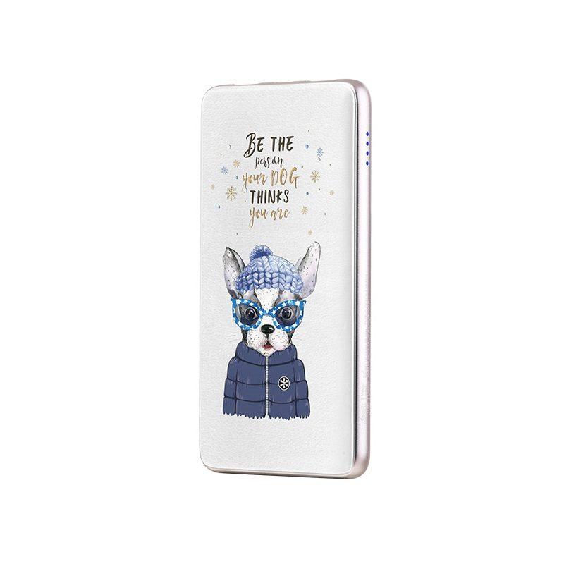 j13 adorable puppy series power bank 10000 mah main