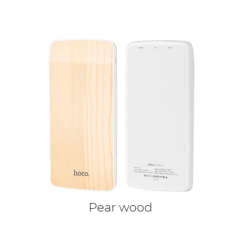 j5 pear wood