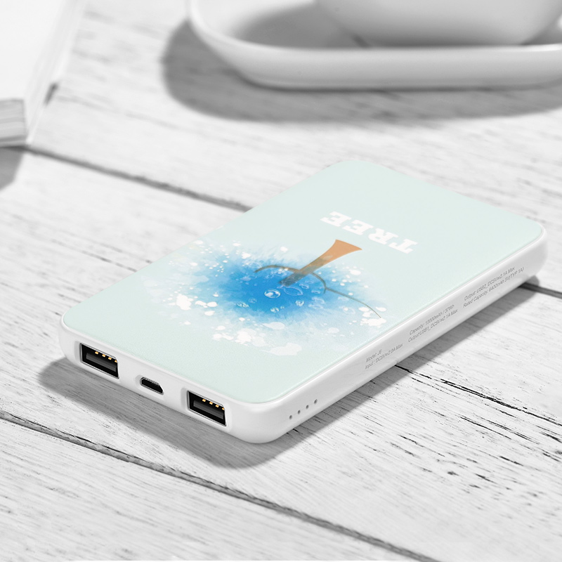 j6 iridescence power bank 10000 mah overview