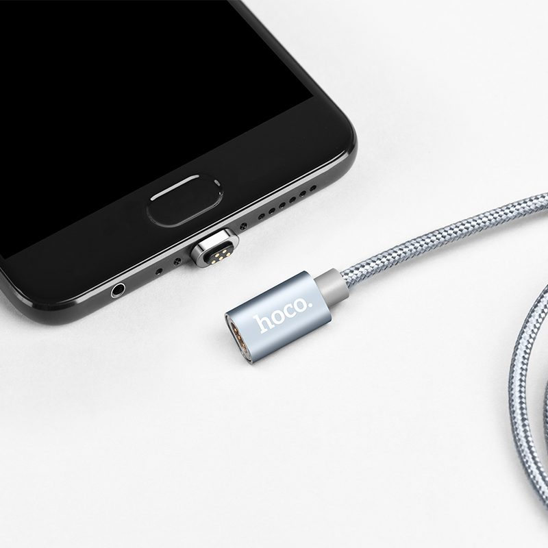 u40a micro usb magnetic charging cable dustplug