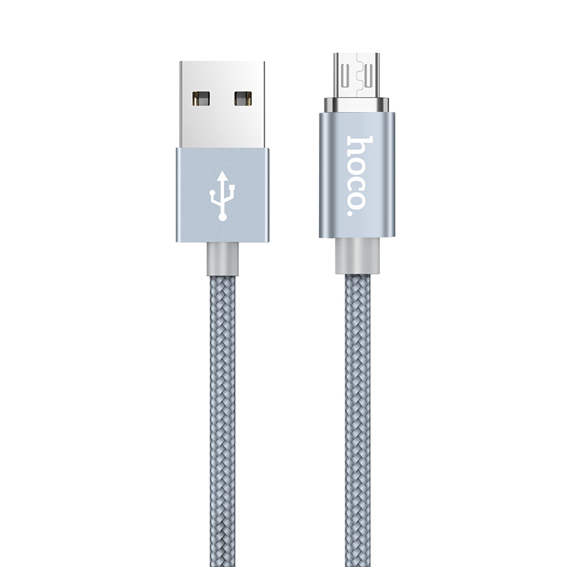 u40a micro usb magnetic charging cable front