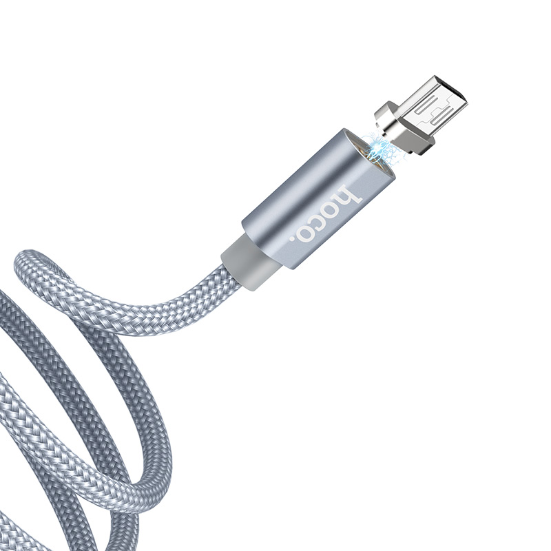 u40a micro usb magnetic charging cable plug