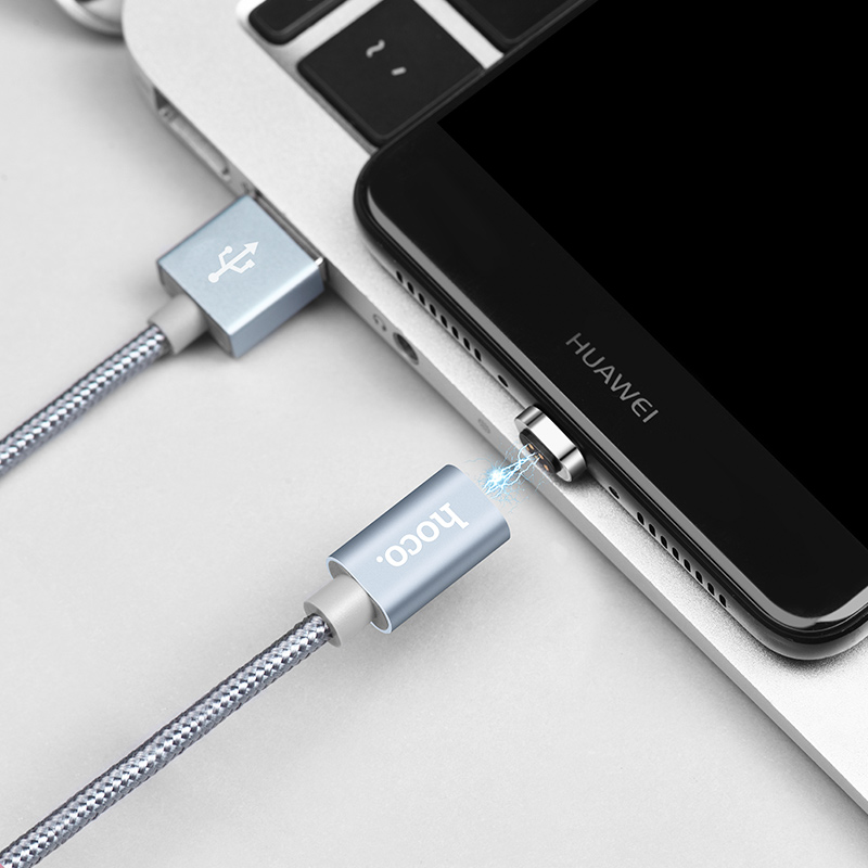 u40a type c magnetic charging cable interior