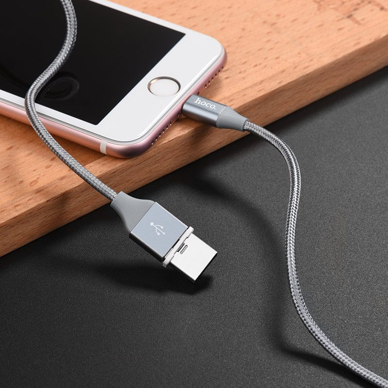 u40b lightning magnetic charging cable interior