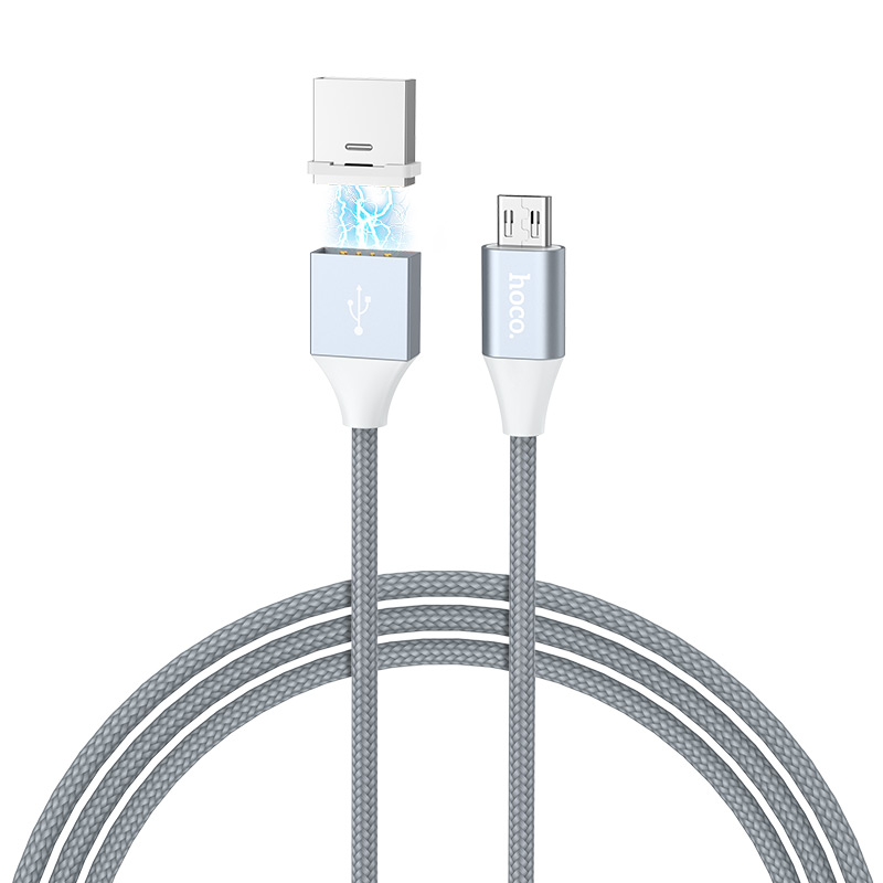 u40b micro usb magnetic charging cable promo