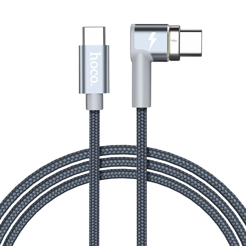 u40c 87w type c angled magnetic charging cable promo