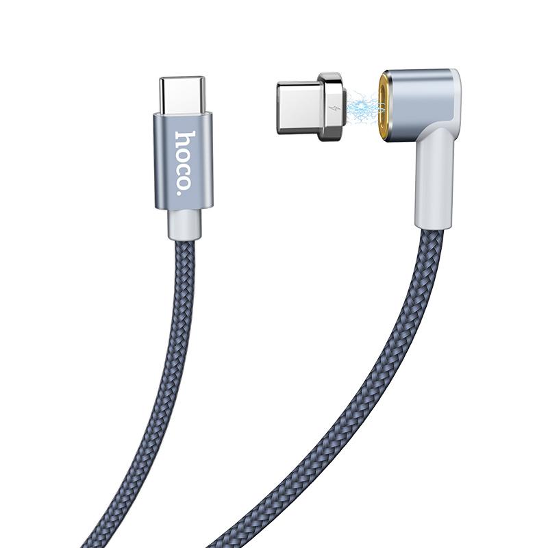 u40c 87w type c угловой магнитный зарядный кабель отдельно