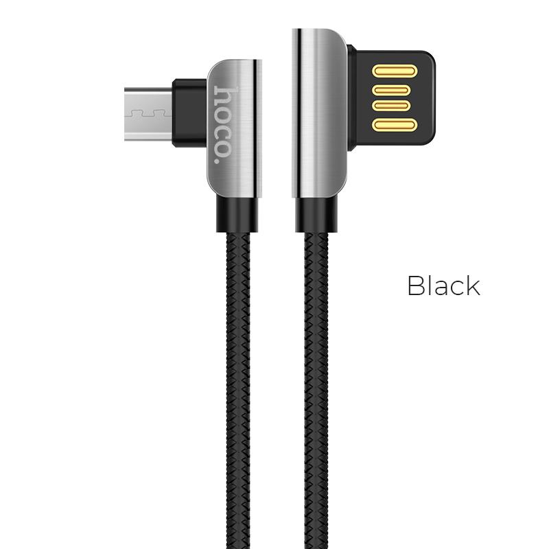 u42 micro usb black
