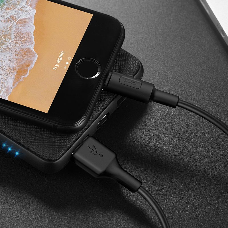 x25 lightning soarer charging data cable interior