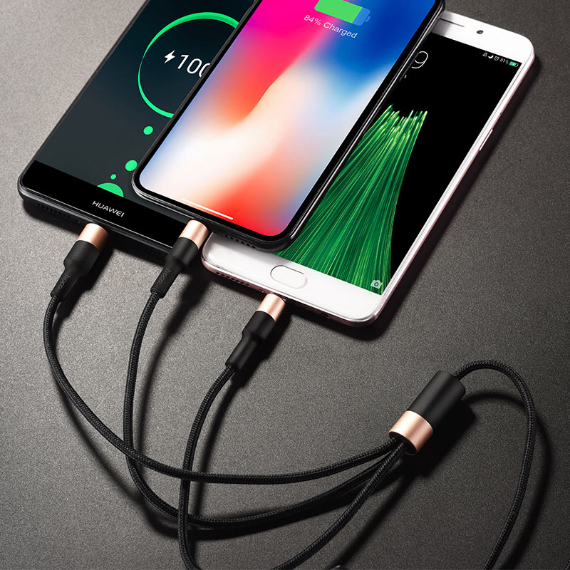 x26 xpress charging cable 3 in 1 charge