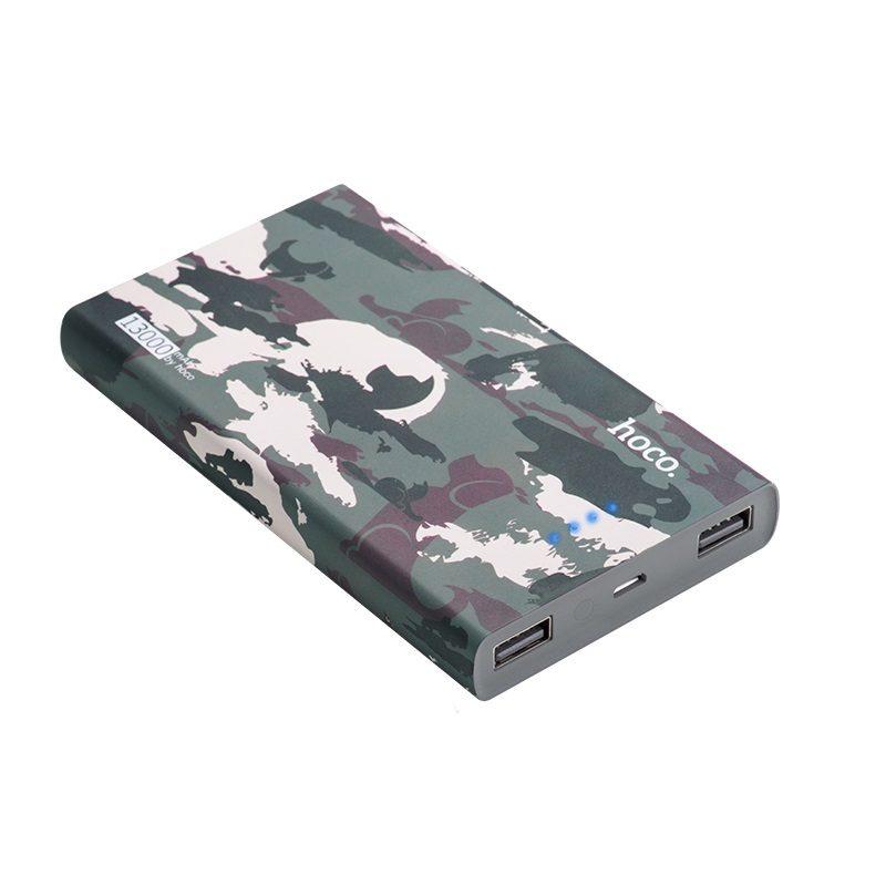 b12c 13000 camouflage power bank left