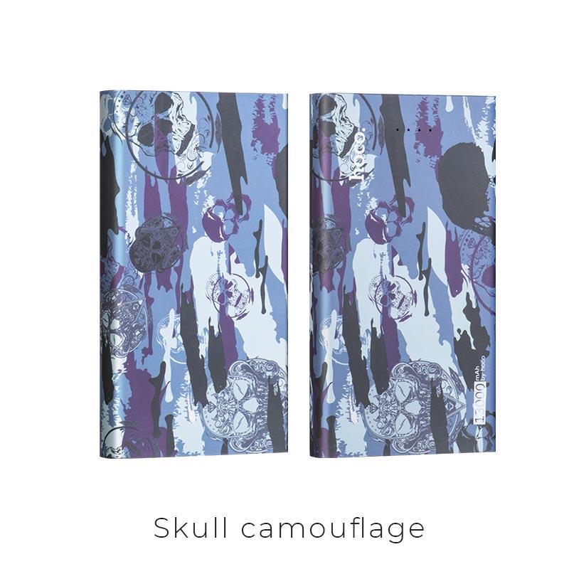 b12c skull camouflage