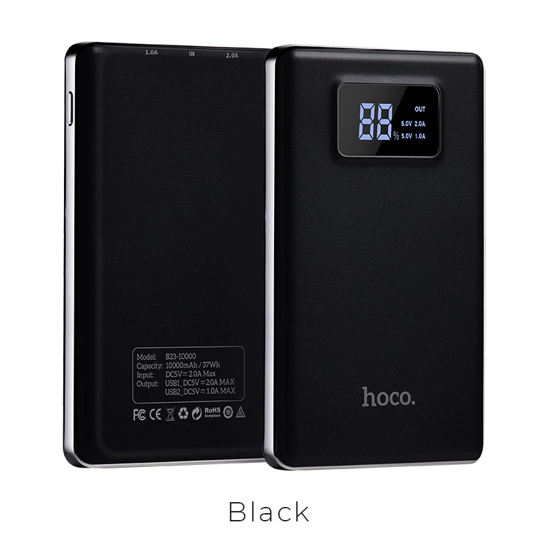 b23 black