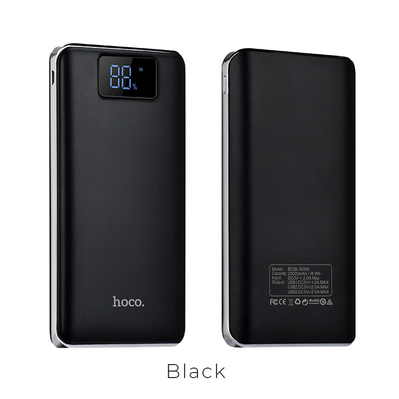 b23b black