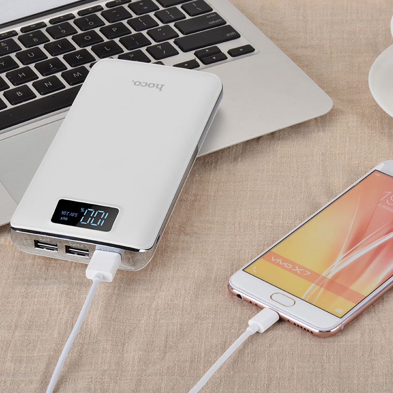 b23b 20000 flowed power bank charge