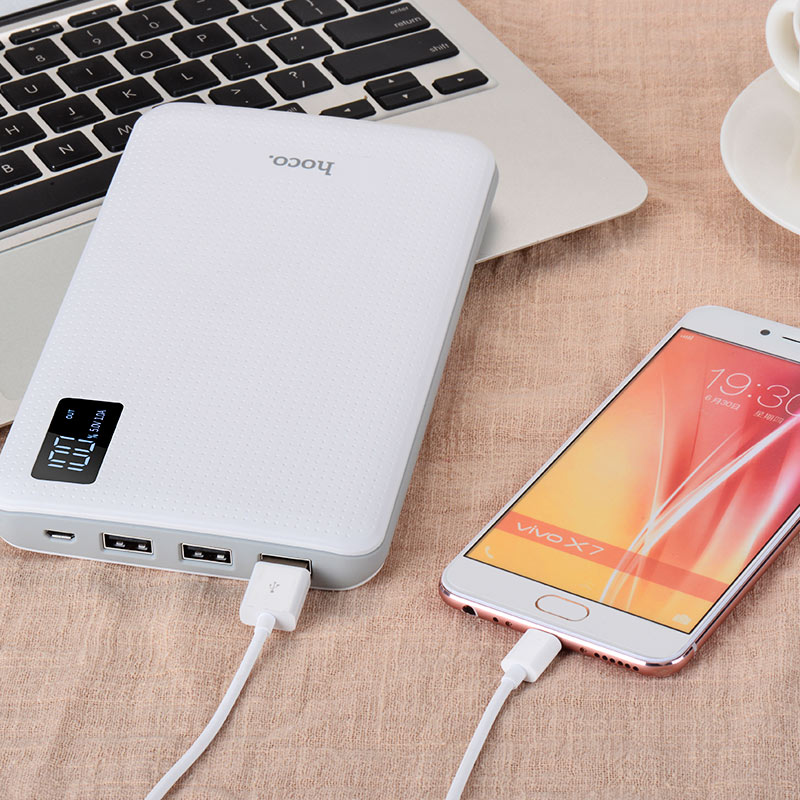 b24 30000 pawker power bank charge