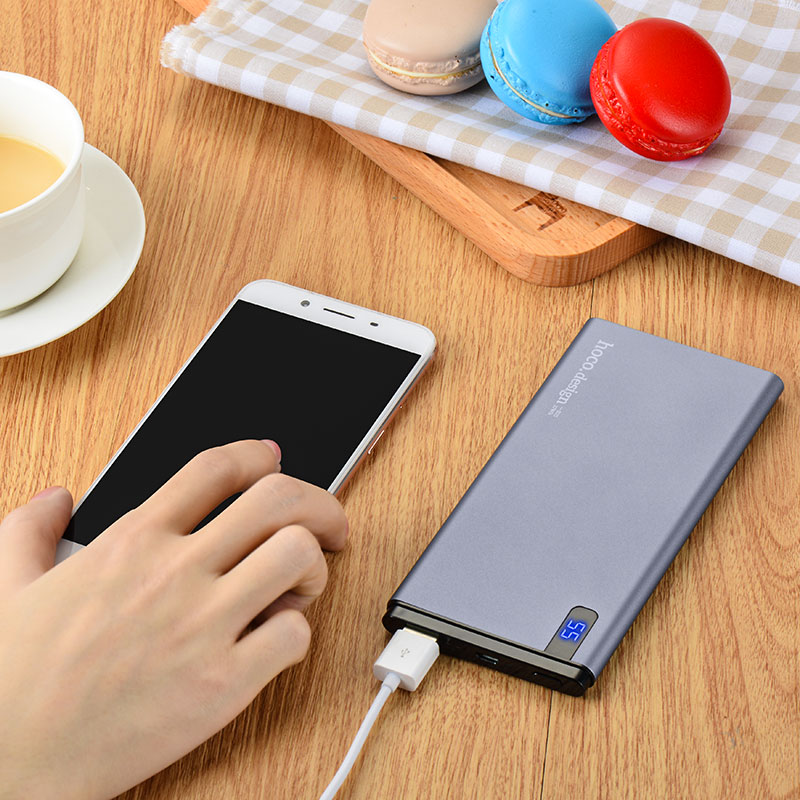 b25 10000 hanbeck power bank usage