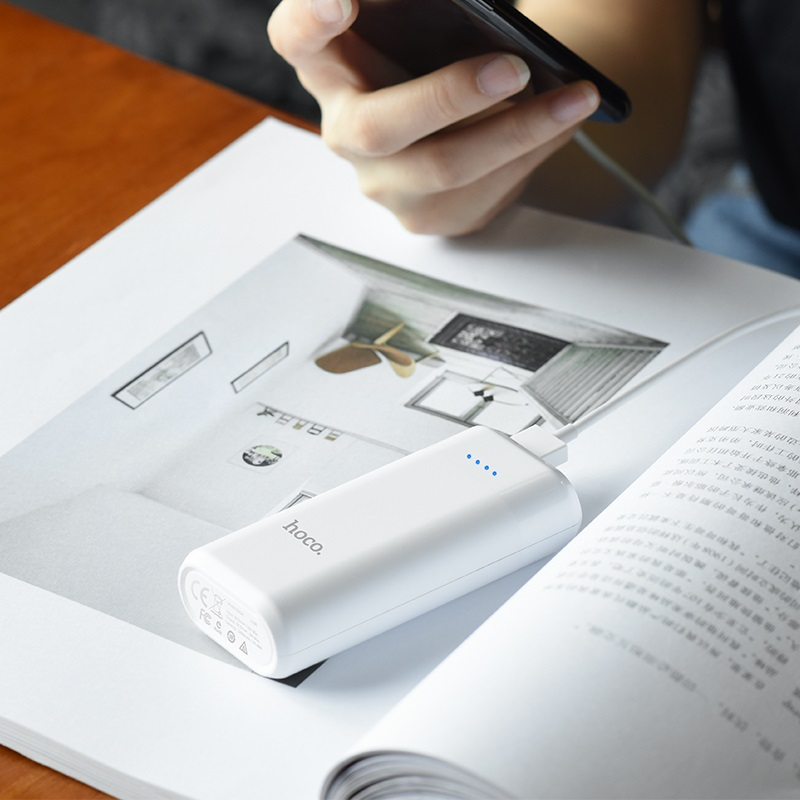 b35a entourage mobile power bank interior