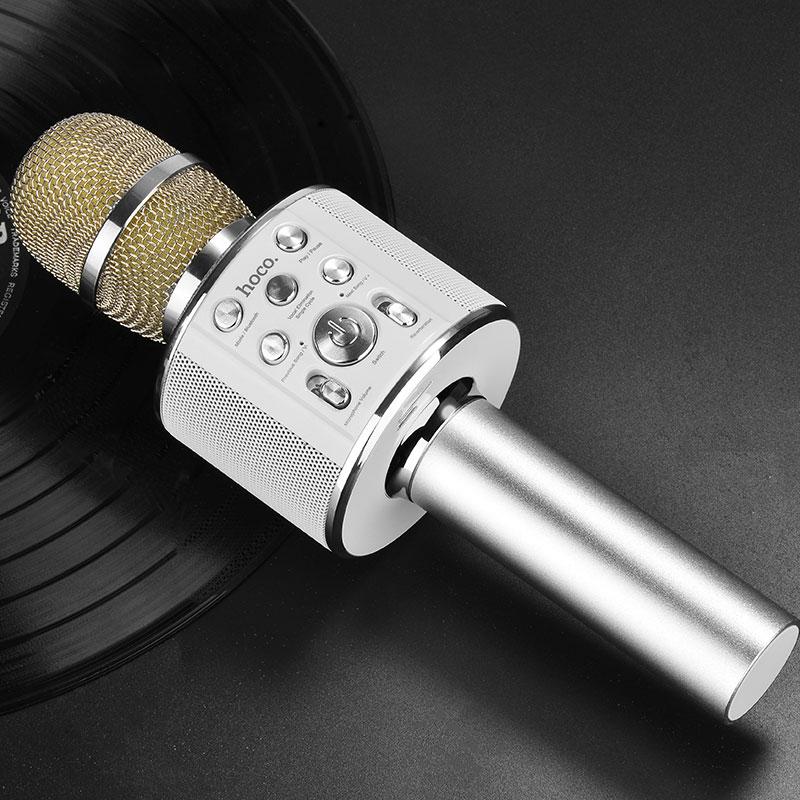 bk3 cool sound karaoke microphone front