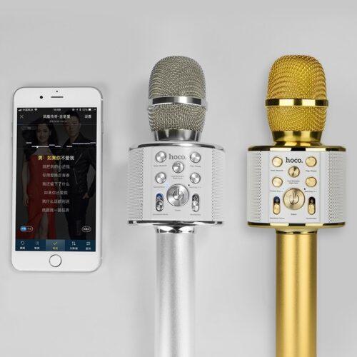 bk3 cool sound караоке микрофон на столе