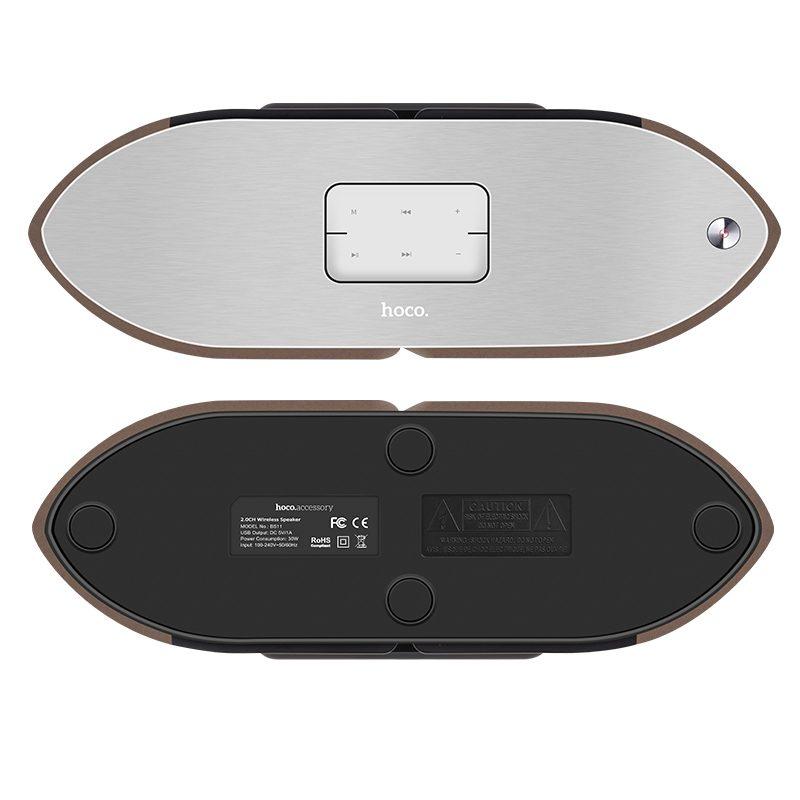 bs11 captain tabletop wireless speaker bottom