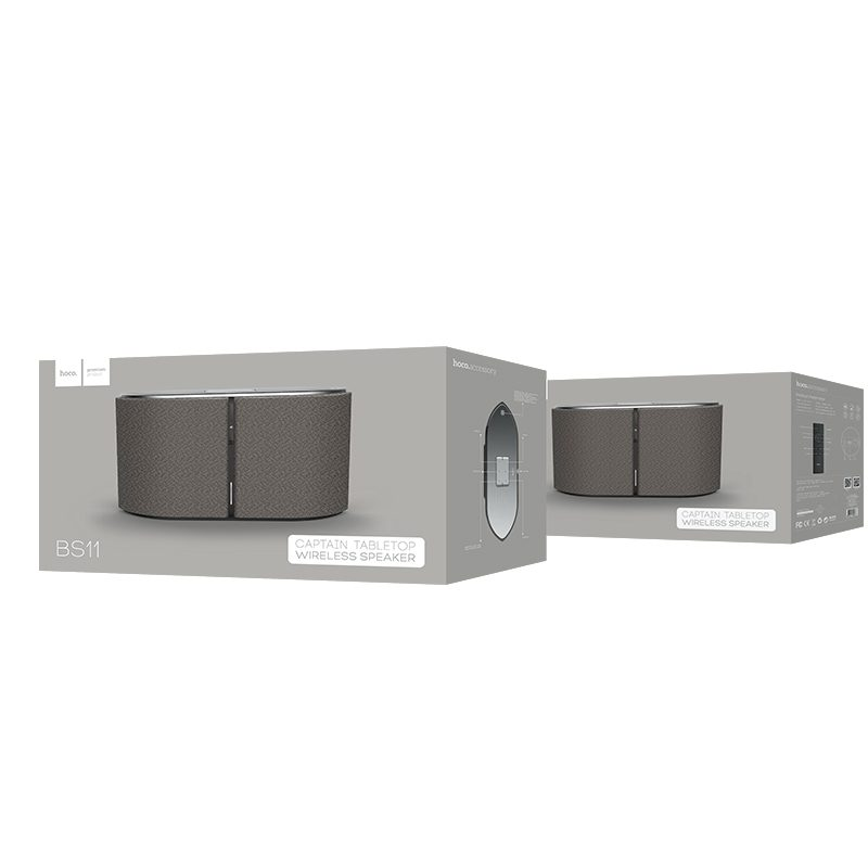 bs11 captain tabletop wireless speaker package