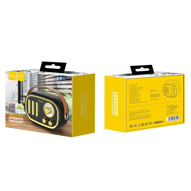 bs16 voice reminder bluetooth speaker box